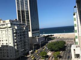 Copa apt°/ 1Qd da Praia bela vista, hotel near Post 1 - Leme, Rio de Janeiro