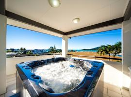 Portside Whitsunday Luxury Holiday Apartments, hotel near Port of Airlie, Airlie Beach