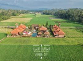 Rumah Dharma, hotel near Borobudur Temple, Borobudur