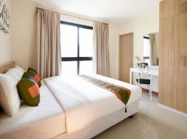 방콕에 위치한 아파트 더 플림플레이스 2