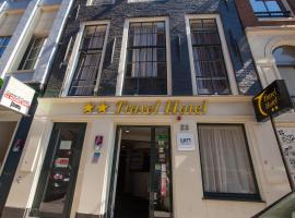 Travel Hotel Amsterdam, hotel near Rembrandtplein, Amsterdam
