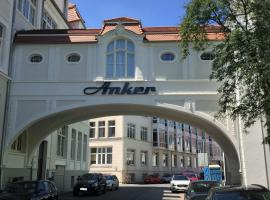 Anker Guest House, apartment in Bielefeld