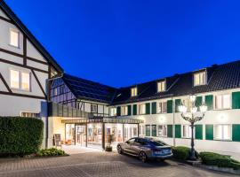 Best Western Waldhotel Eskeshof, hotel in Wuppertal