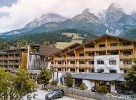 Hotel Salzburger Hof Leogang, hotel in Leogang