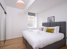 Destiny Scotland Apartments at Canning Street Lane, apartment in Edinburgh