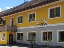 Landgasthof Waldesruh, guest house in Gallspach