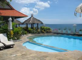Kembali Beach Bungalows, holiday park in Amed