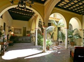 Posada de Palacio, hotel in Sanlúcar de Barrameda