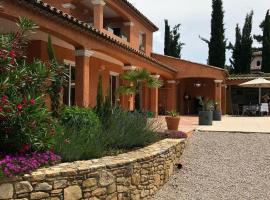 Villa Catharina, hôtel à Lorgues près de: Château Mentone