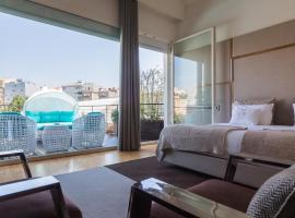 Art Senses | Suites & Rooms, hotel perto de Rotunda da Boavista, Porto