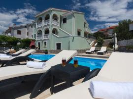 Villa Diana, hotel in Punat