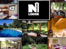 Cabañas Nordic lodge, lodge in Chillán