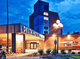 Delta Hotels by Marriott Minneapolis Northeast, hotel in Minneapolis