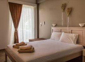 Maltezos Rooms, ξενοδοχείο κοντά σε Λιμάνι Μεθάνων, Μέθανα