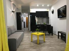 Beau deux pièces sur Gambetta, apartment in Nice