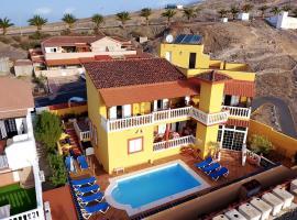 Hotel La Colina, hotel in Morro del Jable