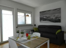 Suite RANUNCOLO, apartment in Levico Terme