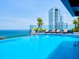 The Point by Tech, hotel in Pattaya South