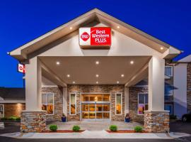 Best Western Plus Flint Airport Inn & Suites, hotel in Flint