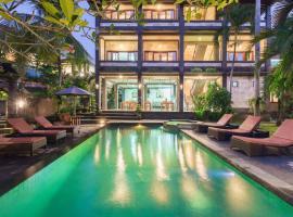 Wenara Bali Bungalows, hotel near Monkey Forest Ubud, Ubud