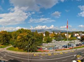 City Park Hotel, hotel in Skopje