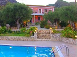 Anatoli Labreon, guest house in Agia Marina