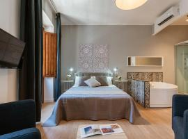 Stampace Apartments, hotel with jacuzzis in Cagliari