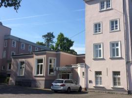 Hotel Villa von Sayn Rheinbreitbach, hotel in Rheinbreitbach