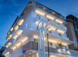 White Suite & Apartments, hotel in Bellaria-Igea Marina