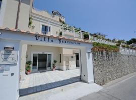 Villa Guarracino Amalfi, B&B in Amalfi