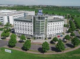 Globana Airport Hotel, hotel near Leipzig/Halle Airport - LEJ,