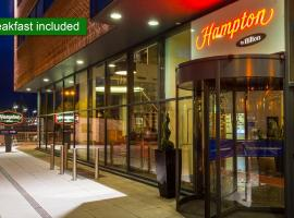 Hampton By Hilton Liverpool City Centre, hotel i Liverpool