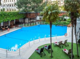 Melia Castilla, hotel in Madrid