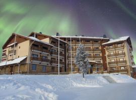 Santa's Hotel Tunturi, hotelli Saariselällä