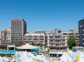 MPM Hotel Orel - Ultra All Inclusive, отель в городе Солнечный Берег
