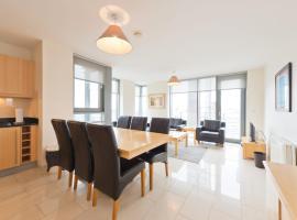 Luxury Smithfield Apartment, hotel in Dublin