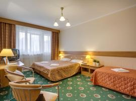 #112 OREKHOVO APARTMENTS with 2 badrooms near Tsaritsyno park, hotel in Moscow