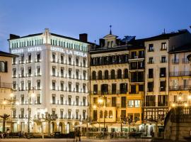 Gran Hotel La Perla, hotel near Plaza del Castillo, Pamplona