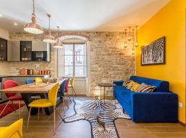 byGRACE Apartment, apartament a Split