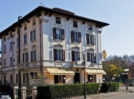 Albergo Vittoria, hotell i Salsomaggiore Terme