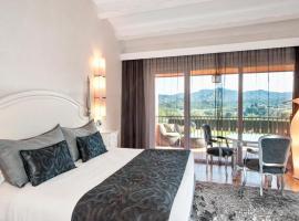 Mas Tapiolas, golf hotel in Santa Cristina d'Aro