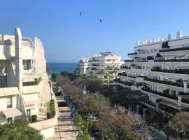 Riyadh House Marbella, lägenhet i Marbella