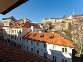 Little Quarter Hostel & Hotel, pet-friendly hotel in Prague