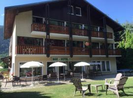 Palanbo, hôtel à Aime