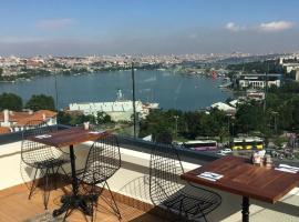 Art Nouveau Pera, отель с джакузи в Стамбуле