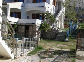 Apartmani Šikić Metajna, family hotel in Metajna