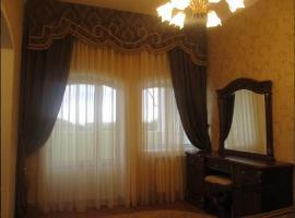 Отель Бегемот, отель во Владикавказе