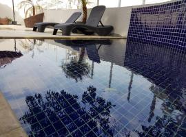 VivApp Rock CGH Suites, hotel econômico em São Paulo