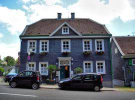 Gästehaus Ehringhausen 63 (Anno 1719), hotel in Remscheid