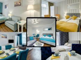 3 City Apartments - Solaro, apartment in Sopot